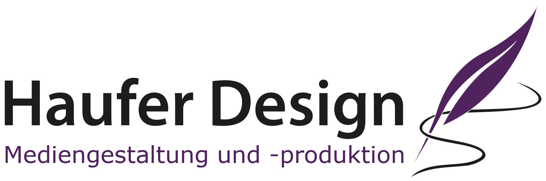 Haufer Design - Mediengestaltung und -produktion